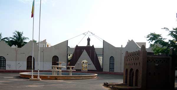 Mémorial Modibo Keita