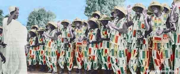 Les jeunes du Mali de Modibo Keita