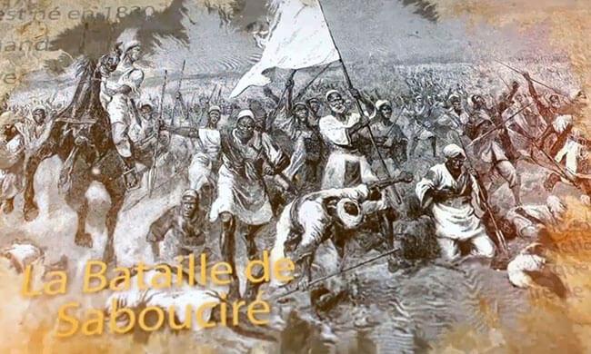 La bataille de Sabouciré