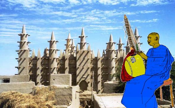 Architecture dans l'empire du Mali