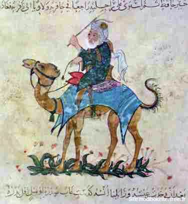 Ibn Battuta visite l'empire du Mali