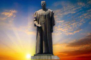 Statue de Modibo Keita